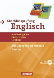 englisch prüfungen realschule